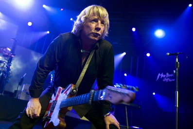 Status-Quo-Gitarrist Rick Parfitt gestorben