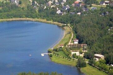 Der Stausee Oberwald soll für den Tourismus attraktiver gestaltet werden.