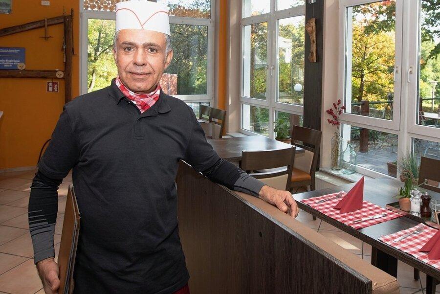 José Manuel de Freitas Gomes verlässt Plauen. Es soll nahtlos weitergehen im Steakhouse im Stadtpark.