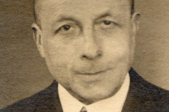 """Dr. Adolf Lipp war nach Kriegsende """"Beauftragter der Stadt Chemnitz zur Wahrnehmung jüdischer Interessen"""""""