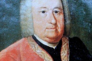 Diese drei Gemälde wurden vor 30 Jahren gestohlen. Sie zeigen den Hammerherren Johann Georg Gottschald ...