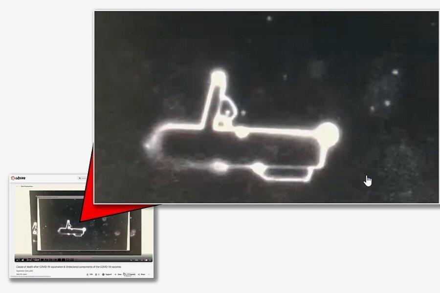 Unbelegte Gruselstory: Schwimmt ein U-Boot im Corona-Impfstoff?