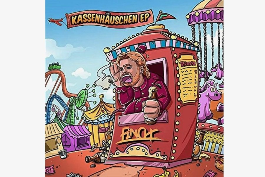"""Unverblümt: Finch mit """"Kassenhäuschen EP"""""""