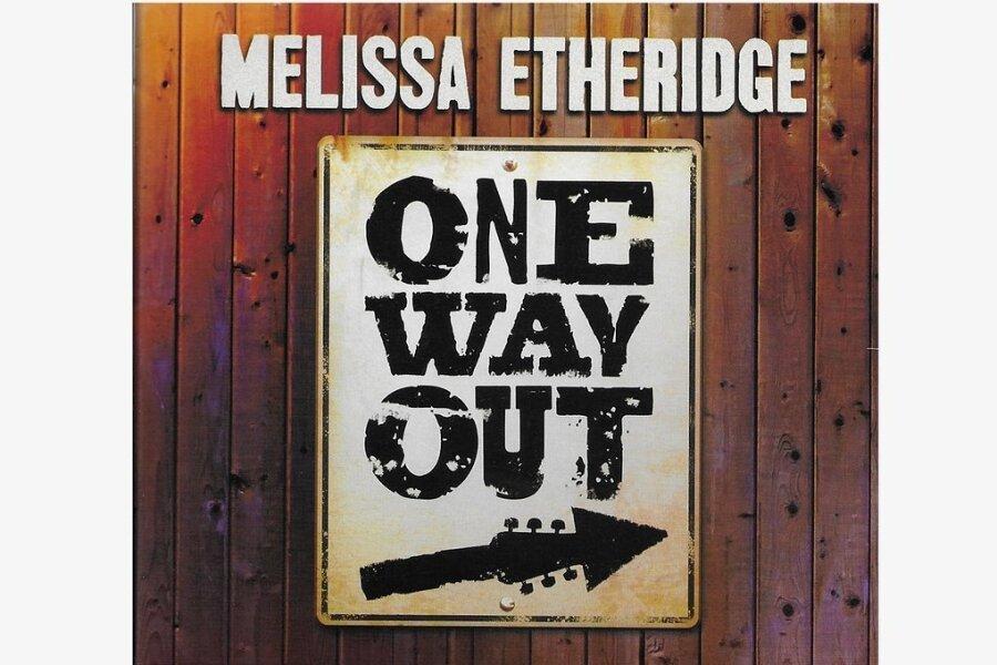 """Verständlich: Melissa Etheridge mit """"One Way Out"""""""
