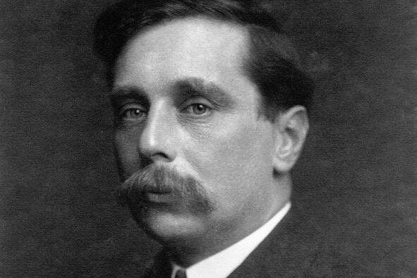 Herbert George Wells - Schriftsteller