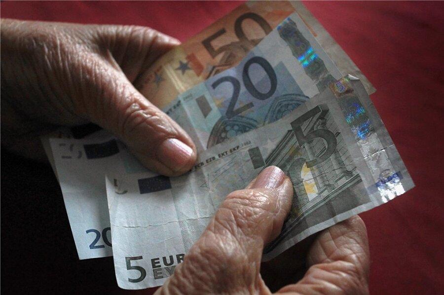 Allein in Südwestsachsen verdienen 92.000 sozialversicherungspflichtig Vollzeitbeschäftigte so wenig, dass sie im Alter von der gesetzlichen Rente nicht werden leben können.