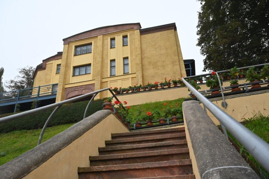 Vortrag in der Villa Esche zur Chemnitzer Stadtentwicklung