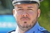 Christian Schünemann - Sprecher der Polizeidirektion Zwickau