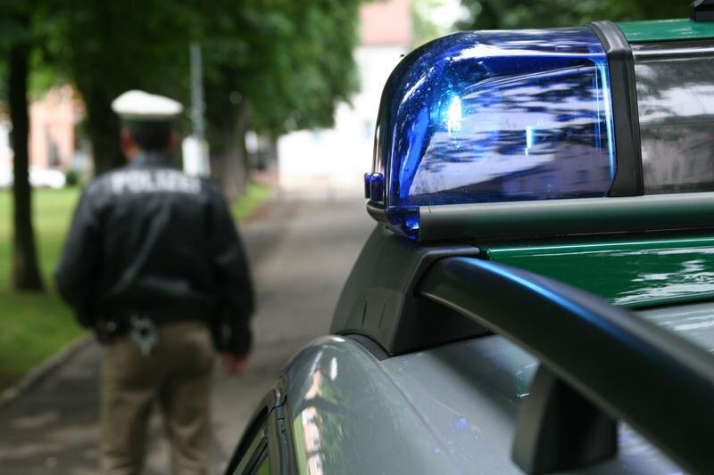 Werdau: Polizei ermittelt mutmaßliche Randalierer