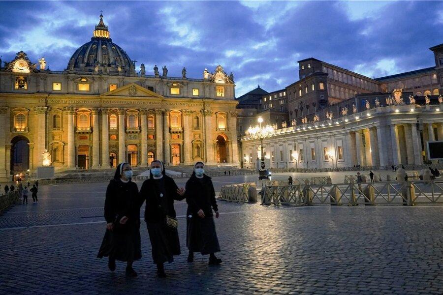 Weshalb der Vogtland-Landrat jetzt nach Rom gereist ist