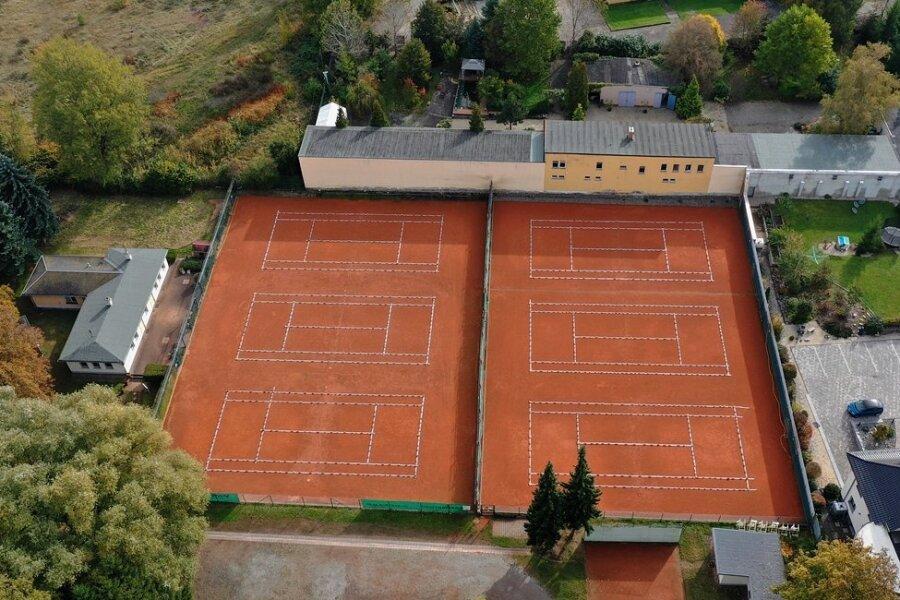 Auf den sechs Plätzen an der Saarstraße wird auch kommende Saison weiter Tennis gespielt.