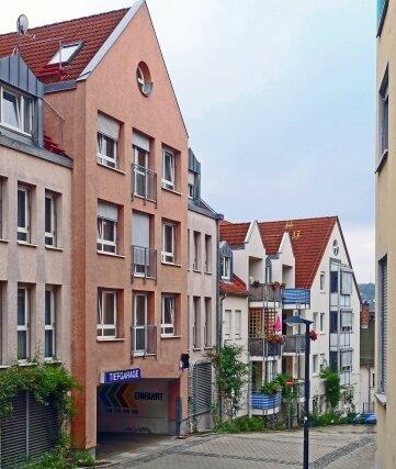 Alle Einsender wussten, dass diese Häuser An der Rosentreppe stehen.