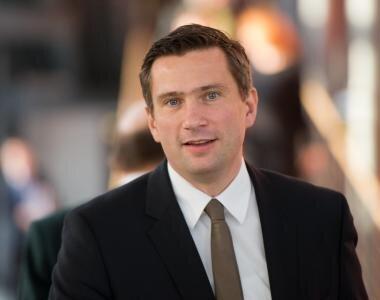 Martin Dulig - sächsischer Wirtschaftsminister