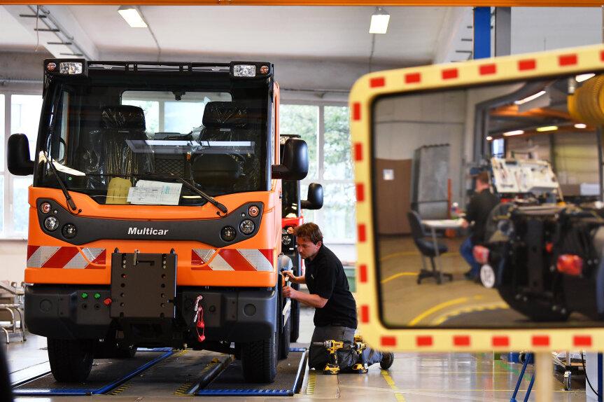 Zoff um neues Fahrzeug für Lengenfelder Bauhof