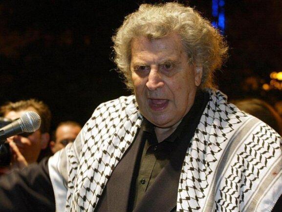 Der griechische Komponist Mikis Theodorakis ist tot.