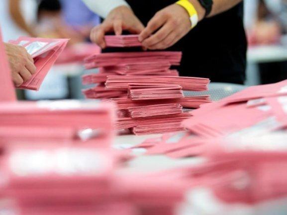 Zwischenstand zur Bundestagswahl: So haben die Sachsen abgestimmt